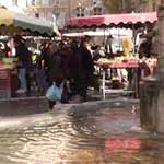 Aix-en-Provence travel movie France markets
