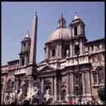 Rome Piazza Navona St Agnese