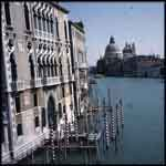 Venice Grand Canal from Accademia