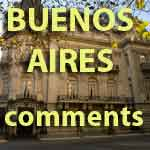 Buenos Aires comments