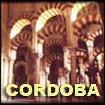 Cordoba Spain Great Mosque