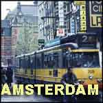 Amsterdam Holland travel video American Hotel