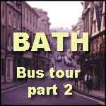 Bath bus tour2 England United Kingdom