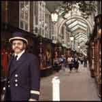 London England Burlington Arcade