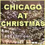Chicago USA at Christmas