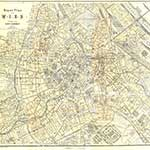 Vienna  map in public domain, free, royalty free, royalty-free, download, use, high quality, non-copyright, copyright free, Creative Commons,