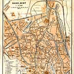 Ghent map