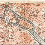 Paris France Bastille  map in public domain, free, royalty free, royalty-free, download, use, high quality, non-copyright, copyright free, Creative Commons,