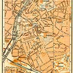Le Mans  France maps in public domain, royalty free