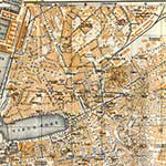 Marseille  France maps in public domain, royalty free