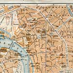 Toulouse  France maps in public domain, royalty free