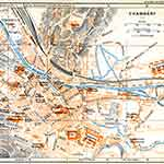 Chambery map France public domain royalty free