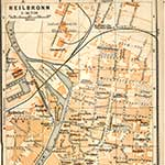Heilbronn Germany map in public domain, free, royalty free, royalty-free, download, use, high quality, non-copyright, copyright free, Creative Commons,