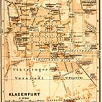 Klagenfurt Germany map in public domain, free, royalty free, royalty-free, download, use, high quality, non-copyright, copyright free, Creative Commons,