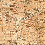 Munich center Germany map in public domain, free, royalty free, royalty-free, download, use, high quality, non-copyright, copyright free, Creative Commons,