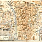 Wurzburg Germany map in public domain, free, royalty free, royalty-free, download, use, high quality, non-copyright, copyright free, Creative Commons,