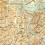 Amsterdam center map in public domain, free, royalty free, royalty-free, download, use, high quality, non-copyright, copyright free, Creative Commons,