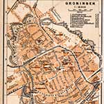Groningen map in public domain, free, royalty free, royalty-free, download, use, high quality, non-copyright, copyright free, Creative Commons,