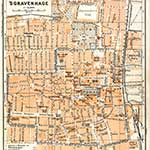 The Hague map in public domain, free, royalty free, royalty-free, download, use, high quality, non-copyright, copyright free, Creative Commons,