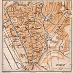 Utrecht map in public domain, free, royalty free, royalty-free, download, use, high quality, non-copyright, copyright free, Creative Commons,