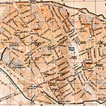Cremona  map, royalty free, public domain