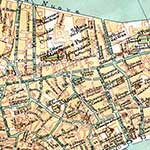 Venice Castello map