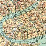 Venice San Marco map in public domain, free, royalty free, royalty-free, download, use, high quality, non-copyright, copyright free, Creative Commons,