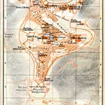 San Gimignano map in public domain, free, royalty free, royalty-free, download, use, high quality, non-copyright, copyright free, Creative Commons,
