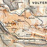 Volterra map in public domain, free, royalty free, royalty-free, download, use, high quality, non-copyright, copyright free, Creative Commons,