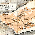 public domain, free, royalty free, royalty-free, download,  high quality, non-copyright, copyright free, Creative Commons, Orvieto map