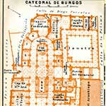 Burgos Cathedral Spain  map in public domain, free, royalty free, royalty-free, download, use, high quality, non-copyright, copyright free, Creative Commons,