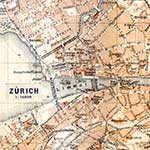 Zurich map in public domain, free, royalty free, royalty-free, download, use, high quality, non-copyright, copyright free, Creative Commons,
