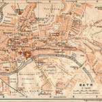 Bath England UK map in public domain, free, royalty free, royalty-free, download, use, high quality, non-copyright, copyright free, Creative Commons,