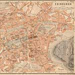 Edinburgh England map in public domain, free, royalty free, royalty-free, download, use, high quality, non-copyright, copyright free, Creative Commons,