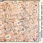 London Regent Street map in public domain, free, royalty free, royalty-free, download, use, high quality, non-copyright, copyright free, Creative Commons,