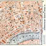 London the Strand map in public domain, free, royalty free, royalty-free, download, use, high quality, non-copyright, copyright free, Creative Commons,
