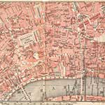 London Holbron Strand map in public domain, free, royalty free, royalty-free, download, use, high quality, non-copyright, copyright free, Creative Commons,