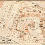 London Tower of London2 map in public domain, free, royalty free, royalty-free, download, use, high quality, non-copyright, copyright free, Creative Commons,