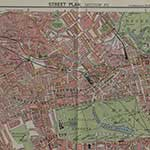 London  Kensington map in public domain, free, royalty free, royalty-free, download, use, high quality, non-copyright, copyright free, Creative Commons,