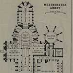 London Westminster  Abbey map in public domain, free, royalty free, royalty-free, download, use, high quality, non-copyright, copyright free, Creative Commons,